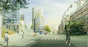 Foto da Revista Arquitetura e Urbanismo