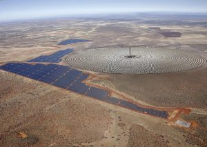 SolarReserve - Redstone Solar Thermal Power Project