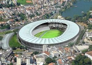 Arena Fonte Nova, um dos empreendimentos do Grupo OAS.