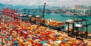 Porto de Xangai
