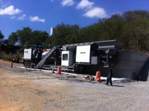 Nova usina de concreto da Craft Engenharia (foto: divulgação).