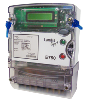 Dispositivo E750, da Landis + Gyr