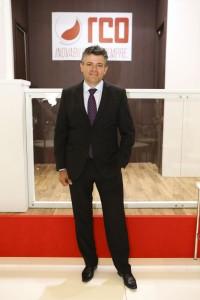 Carlos Donizete, diretor da RCO