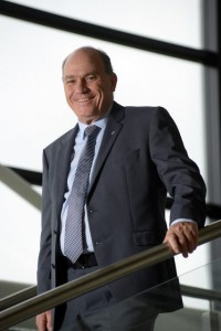 Luis Pimenta, presidente da Volvo Bus Latin America
