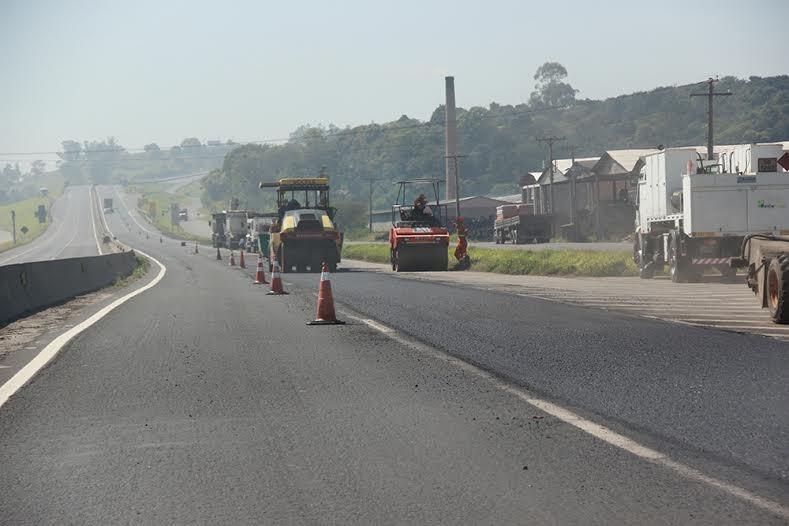 BR 101 no Sul da Bahia (foto DNIT)