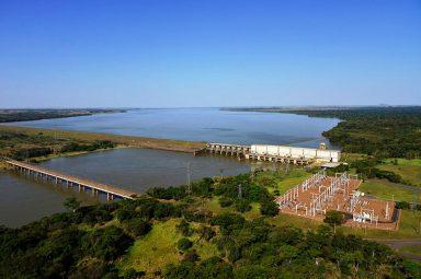 hidrelétrica energia
