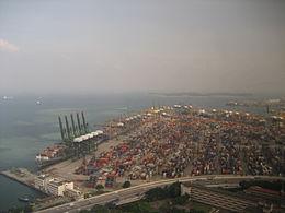 Cingapura e seu porto: hub destacado do Sudeste Asiático