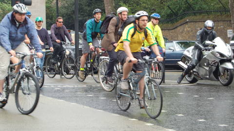 CyclingsInLondon-Wikipedia