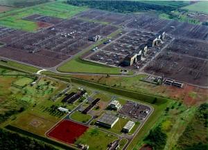 Subestação de energia de Foz do Iguaçu, de Furnas