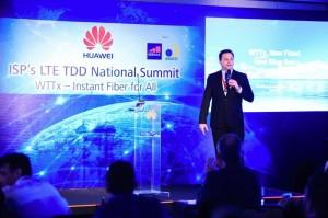Jefferson Taborda - Gerente de Marketing de Telecomunicações da Huawei