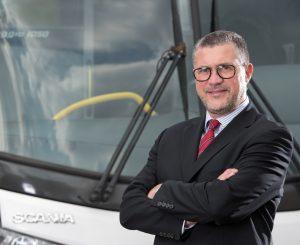 Munhoz, da Scania: distribuidoras de gás podem também assumir abastecimento de biometano