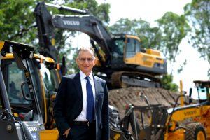 Chueire, da Volvo CE: nova escavadeira é mais produtiva que modelo anterior