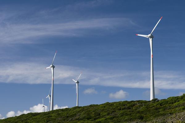 Parque Eólico Vale dos Ventos, até então operado pela Pacific Hydro no Nordeste