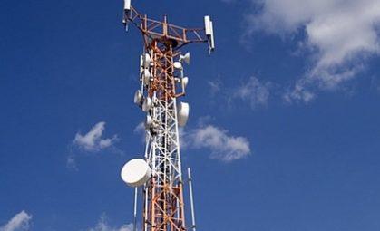 infraestrutura de telecom