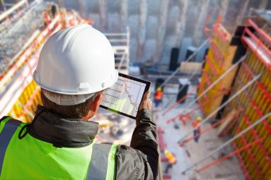 investimento em startup de construção civil