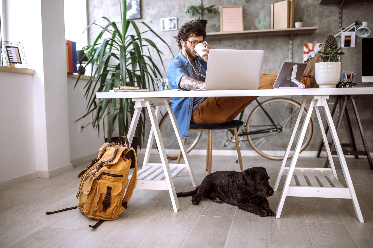 escritórios híbridos