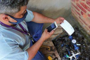 Porto Alegre trocar hidrômetros